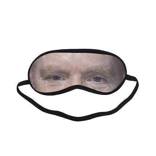 EOL087 David Caruso Eye Printed Sleeping Mask