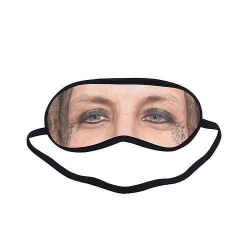 ITEM169 Brian Welch Eye Printed Sleeping Mask