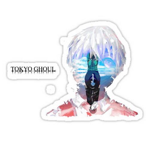 SRBB0538 tokyo ghoul anime sticker
