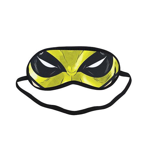 SPM281 wolverine Comic Eye Printed Sleeping Mask