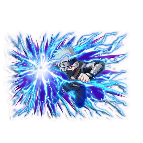 NRT116 Hatake Kakashi Copy Ninja Shinobi Naruto anime sti