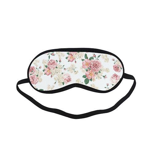 PTEM056 fabric floral design Eye Printed Sleeping Mask