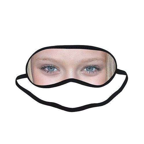ITEM037 Amiah Miller Eye Printed Sleeping Mask