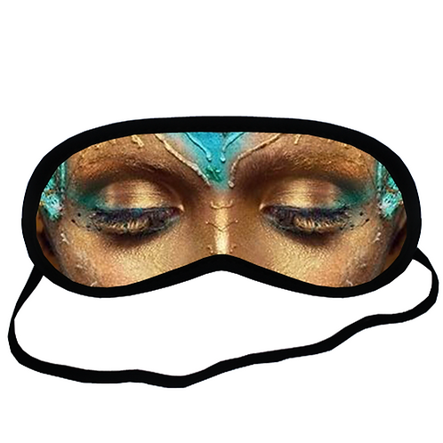 EYM1782 ART MAKEUP Eye Printed Sleeping Mask