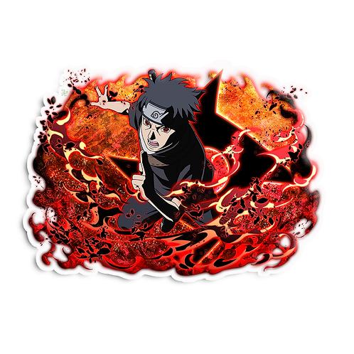 NRT508 Uchiha Shisui Sharingan Body Flicker Naruto anime s