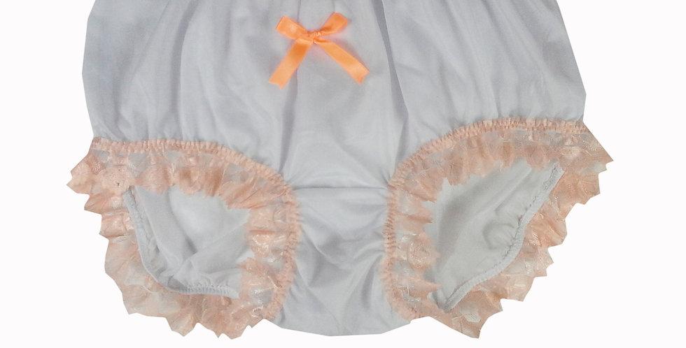 NNH10D49 Handmade Panties Lace Women Men Briefs Nylon Knickers