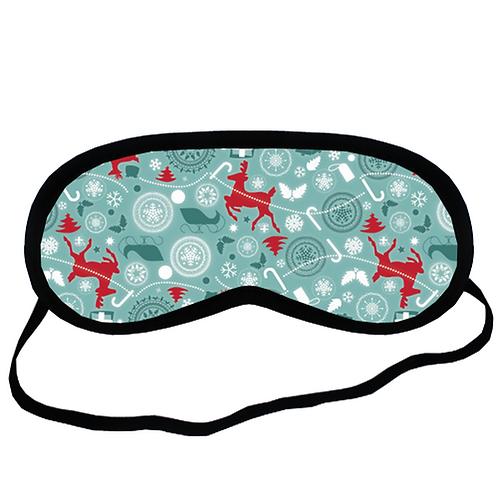 EYM996 christmas pattern Eye Printed Sleeping Mask