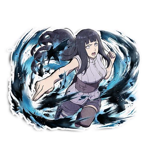 NRT130 Hinata Hyuga Konohagakure Naruto anime sti
