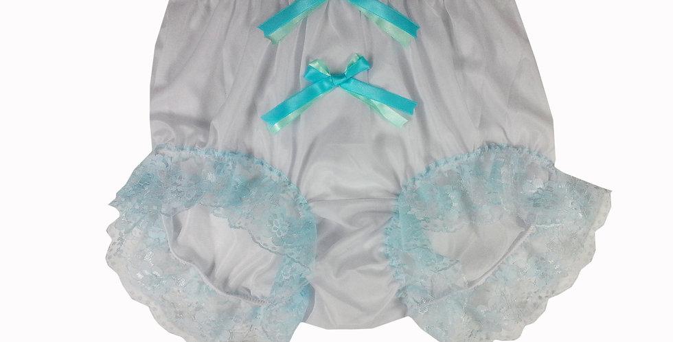 NNH10D69 Handmade Panties Lace Women Men Briefs Nylon Knickers