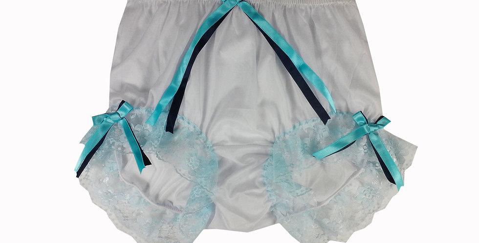 NNH11D78 Handmade Panties Lace Women Men Briefs Nylon Knickers