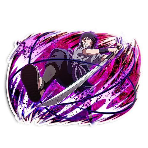 NRT483 Uchiha Sasuke Rinnegan Sharingan Naruto anime s