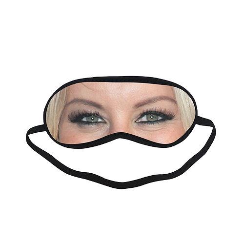 EOL093 Denise Van Outen Eye Printed Sleeping Mask