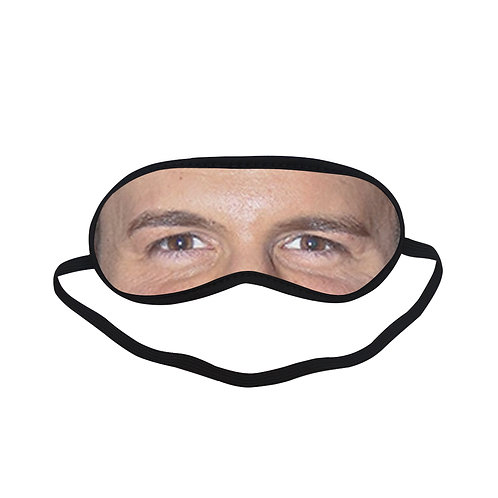 EOL166 Jay Khan Eye Printed Sleeping Mask