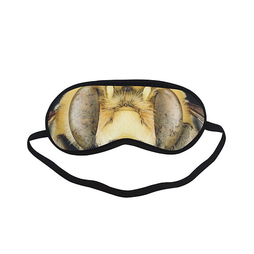 BTEM164 Bee Eye Printed Sleeping Mask