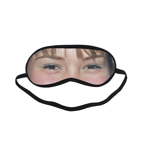 ITEM402 Hoku Ho Clements  Eye Printed Sleeping Mask