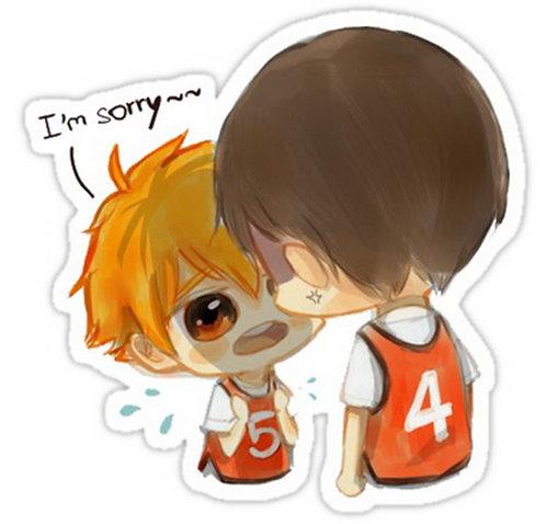 SRBB0558 Haikyuu!! anime sticker