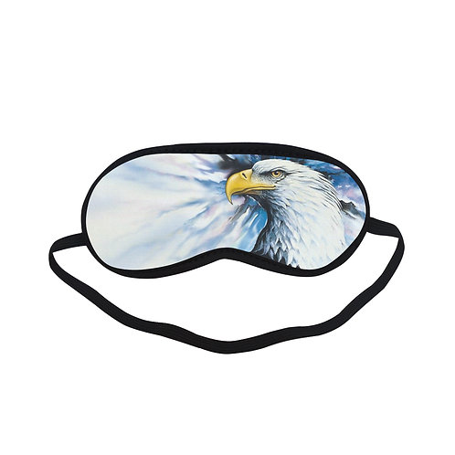 SPM238 Eagle Eye Printed Sleeping Mask
