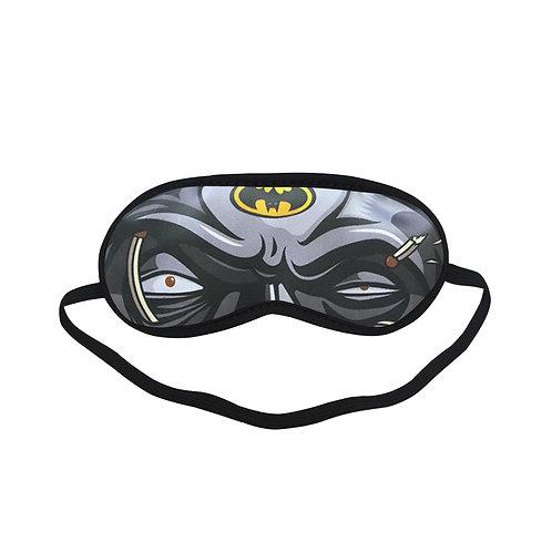 SPM109 Batman Superhero Eye Printed Sleeping Mask