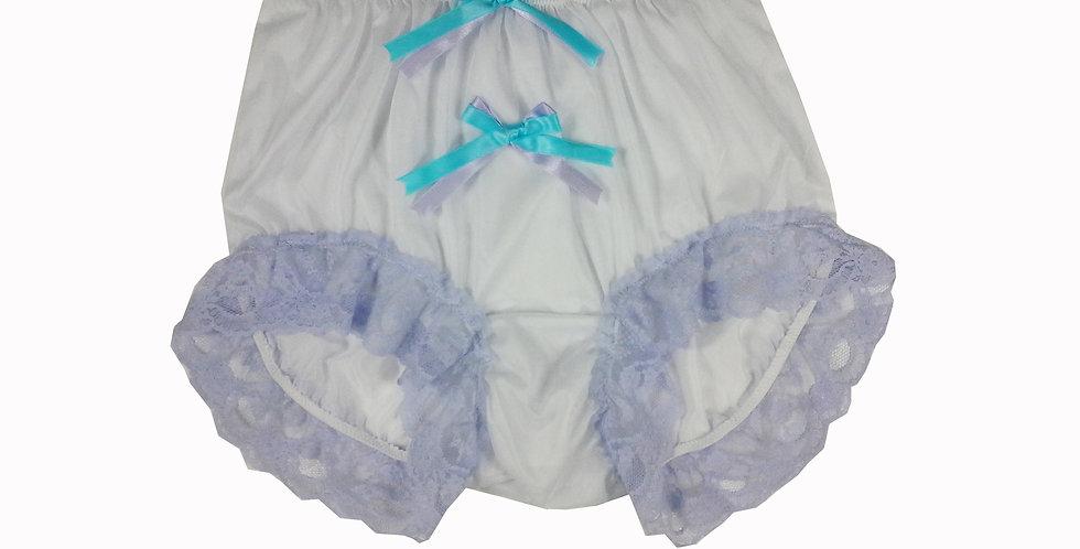 NNH10D94 Handmade Panties Lace Women Men Briefs Nylon Knickers