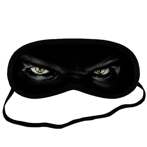 EYM508 Scary Eyes Eye Printed Sleeping Mask