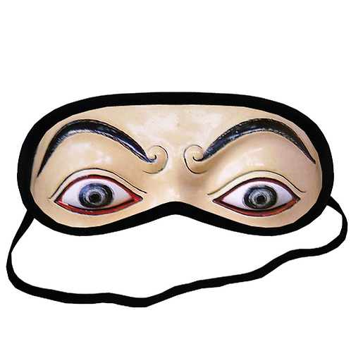 EYM1590 Ramayana Eye Printed Sleeping Mask