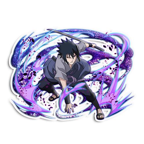 NRT484 Uchiha Sasuke Rinnegan Sharingan Naruto anime s