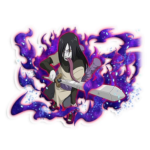 NRT304 Orochimaru Akatsuki legendary Sannin Naruto anime s