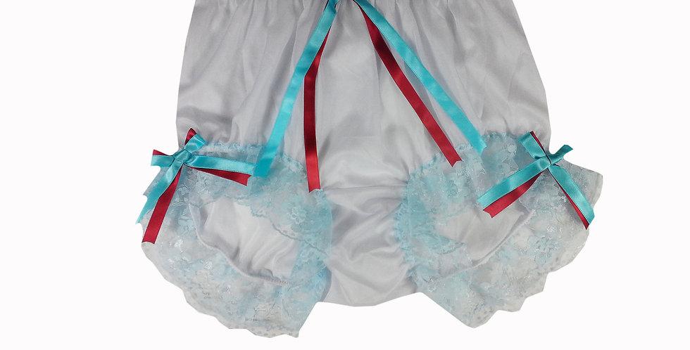 NNH11D80 Handmade Panties Lace Women Men Briefs Nylon Knickers
