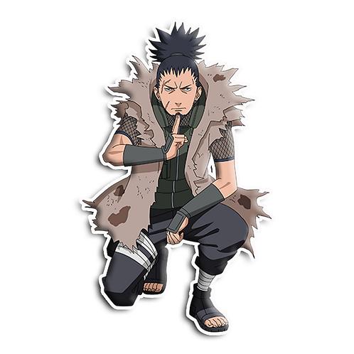 NRT367 Shikaku Nara Konohagakure Naruto anime s
