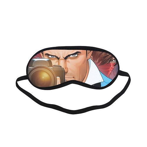 JTEM519 Marvel Vs. Capcom Eye Printed Sleeping Mask