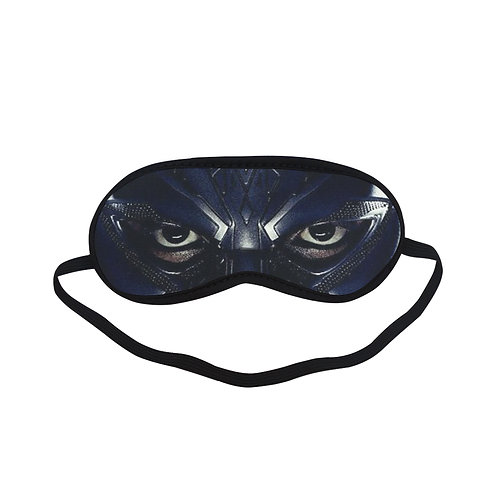GTEM 004 BlackPanther Eye Printed Sleeping Mask