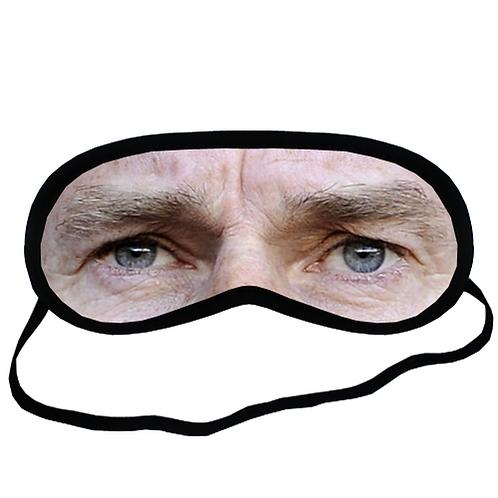 EYM1522 Michael Laudrup Eye Printed Sleeping Mask