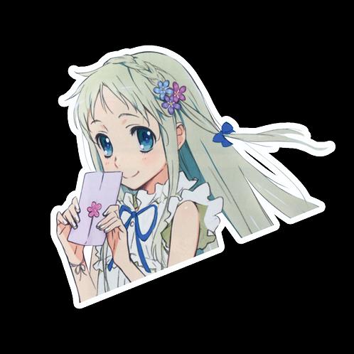 Peeker Anime Peeking Sticker Car Decal PMK2 Meiko Honma Anohana