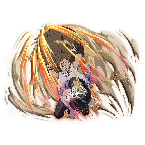 NRT179 Jirobo Sound Four Naruto anime s