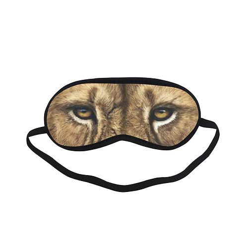 ATEM013 Lion Eye Printed Sleeping Mask