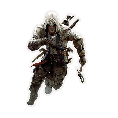 Anime Sticker Car Bumper Window Decal SACD022 Assasin's Creed