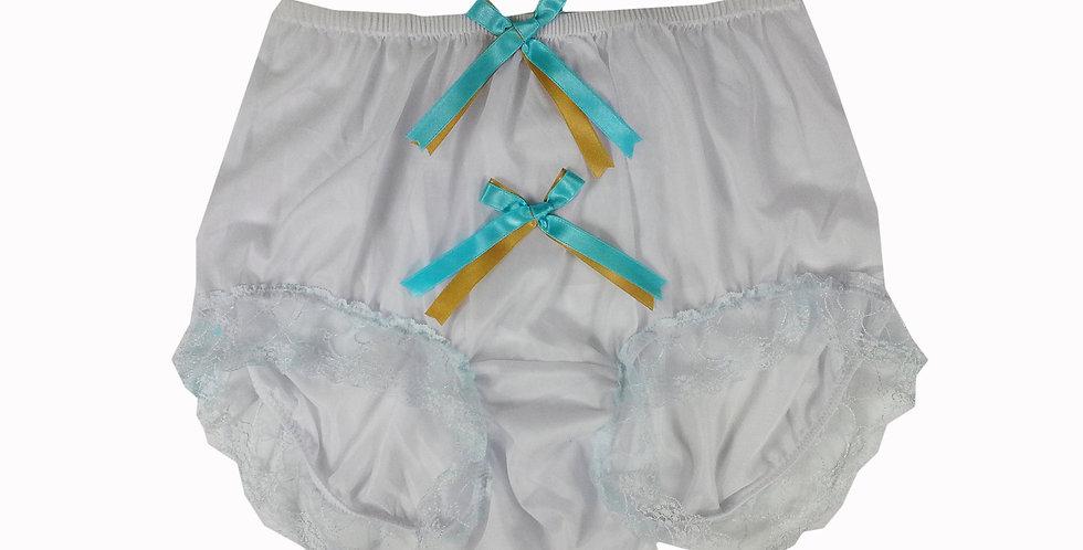 NNH10D88 Handmade Panties Lace Women Men Briefs Nylon Knickers