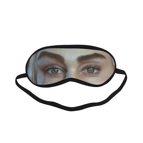 FTEM016 Daenerys Targaryen Eye Printed Sleeping Mask