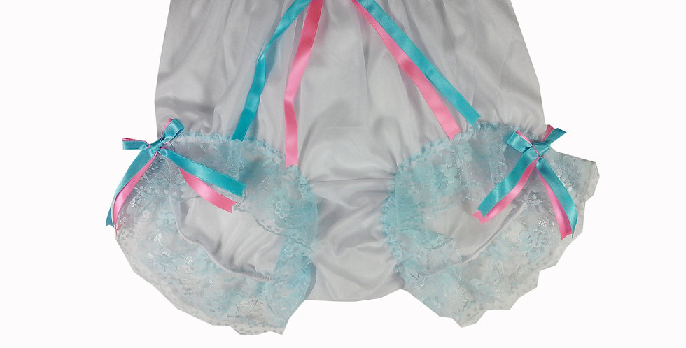 NNH11D81 Handmade Panties Lace Women Men Briefs Nylon Knickers