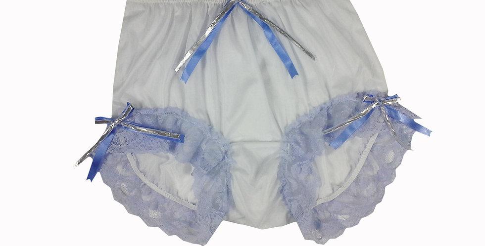 NNH11D109 Handmade Panties Lace Women Men Briefs Nylon Knickers Und