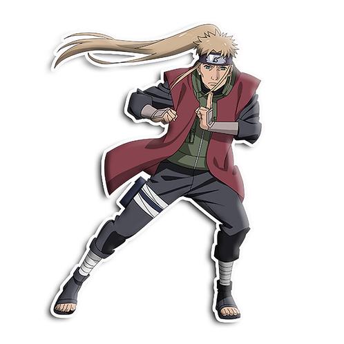 NRT160 Inoichi Yamanaka Konohagakure Naruto anime sti