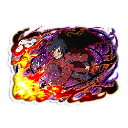 NRT442 Uchiha Madara Rinnegan Akatsuki Naruto anime s