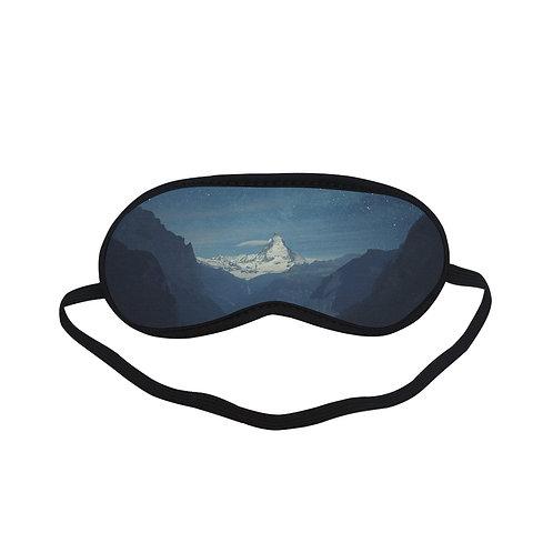 PTEM269 iceberg Mountain Eye Printed Sleeping Mas