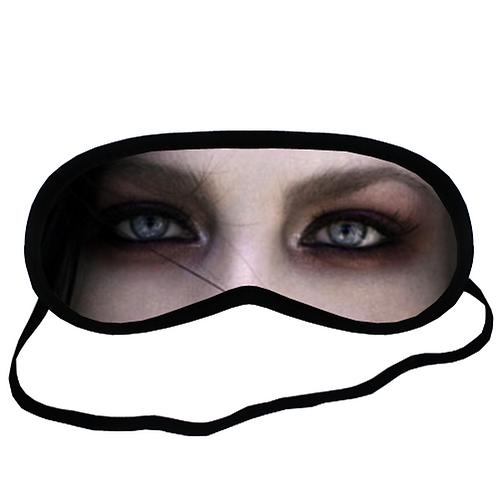 EYM649 Amy Lee Eye Printed Sleeping Mask