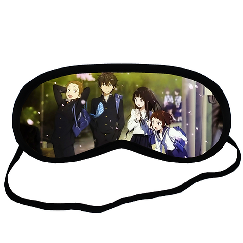 EYM1895 a silent voice anime Eye Printed Sleeping Mask