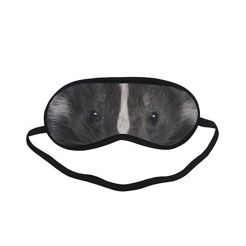 BTEM404 Skunk Eye Printed Sleeping Mask