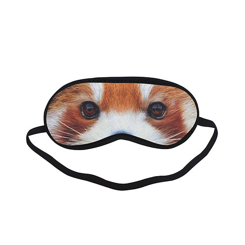 ATEM368 Red Panda Eye Printed Sleeping Mask