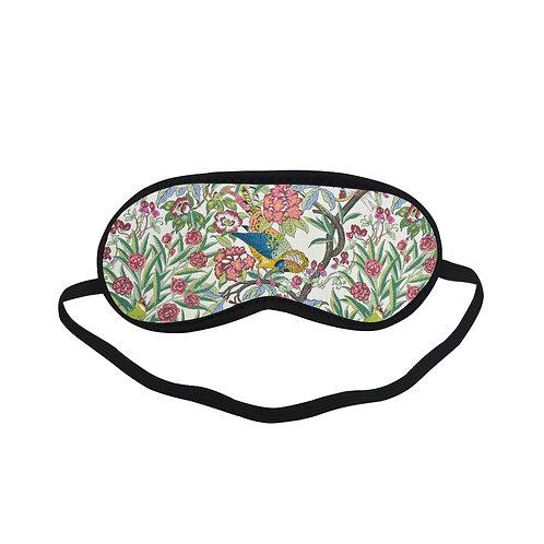 PTEM495B Beautiful Floral Eye Printed Sleeping Mas