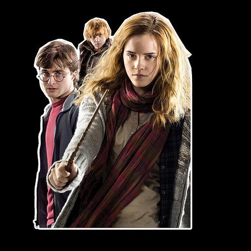 HP3 Harry Potter Hogwarts Stickers Decal Vinyl Car Bumper Window Sticker Laptop