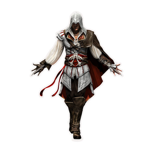 Anime Sticker Car Bumper Window Decal SACD021 Assasin's Creed